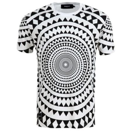 Unkut - Tee Shirt Unkut Circle Noir - LaBoutiqueOfficielle.