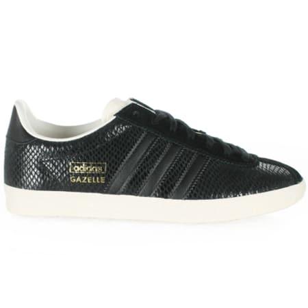 adidas gazelle toute noir