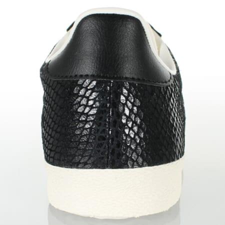 adidas - Baskets Femme Adidas Gazelle OG Serpent Noir ...