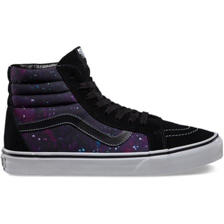 Vans Baskets Vans Sk8 Hi Reissue Cosmic Noir