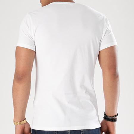 Pepe Jeans - Tee Shirt Original Stretch Blanc