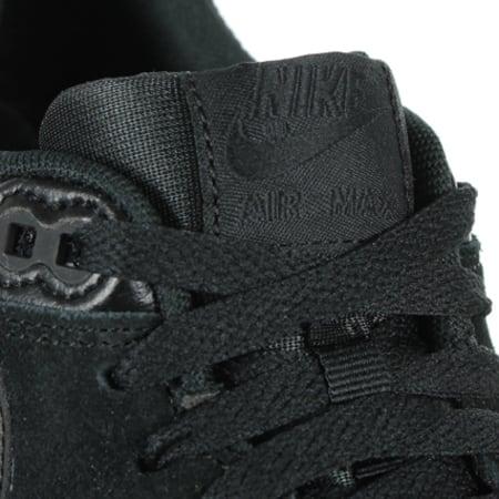 Nike Baskets Nike Air Max 1 Essential Black Black