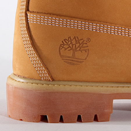 Timberland - Boots Icon 6 Inch Premium Boot 10361 Wheat Waterbuck Camel