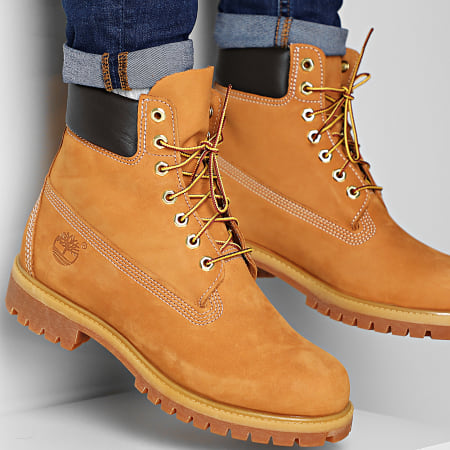 Timberland Boots Icon 6 Inch Premium Boot 10361 Wheat