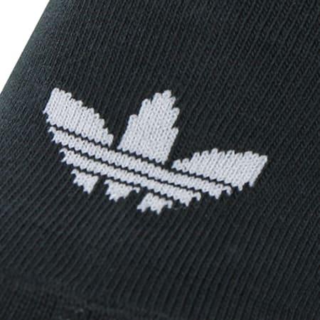 Lot De 3 Paires De Chaussettes adidas Trefoil Liner Noir