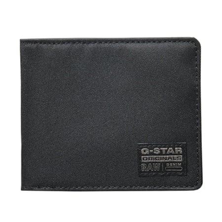 G Star Portefeuille G Star Originals Wallet Cordura Noir