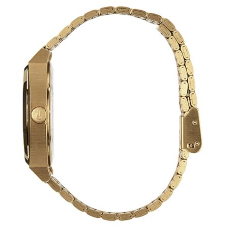 Montre Nixon Time Teller All Gold Gold