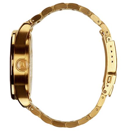 Montre Nixon Sentry SS All Gold