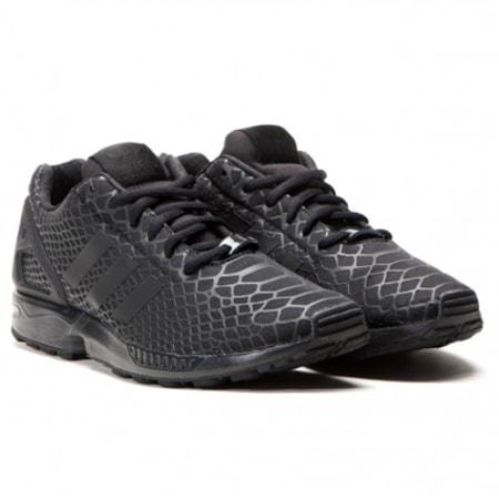 adidas Baskets adidas ZX Flux Techfit Noir