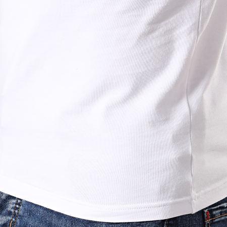 Tee Shirt Emporio Armani 111035 CC729 Blanc