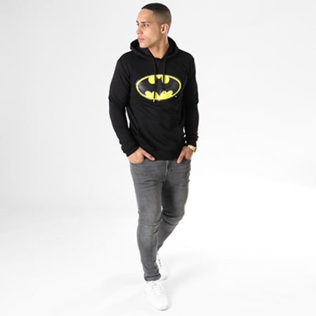 Batman - Sweat Capuche Classic 2 Noir