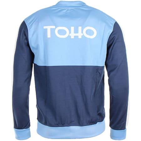 Okawa Sport - Veste Zippée Toho Bleu Marine