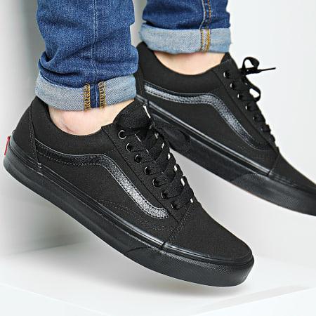 Vans - Baskets Old Skool D3HBKA Black Black