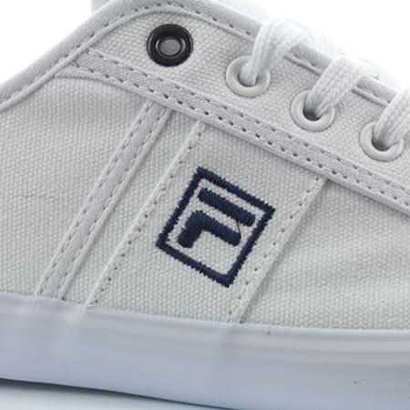 Fila Baskets Keystone Low Blanc