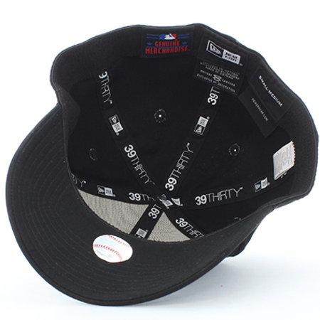 New Era - Casquette 39 Thirty League Basic New York Yankees Noir Noir