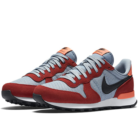 nike internationalist rouge femme