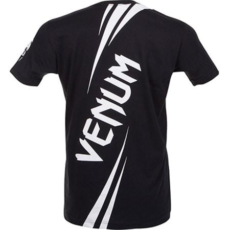 Venum - Tee Shirt Challenger Noir