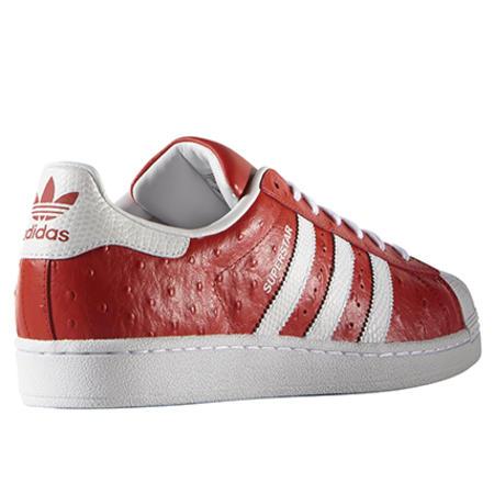 adidas superstar animal rouge