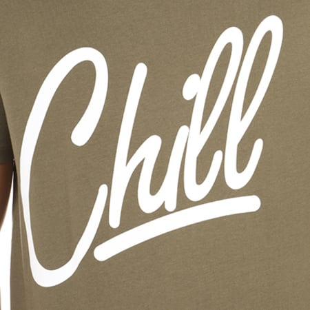 Luxury Lovers - Tee Shirt Chill Kaki