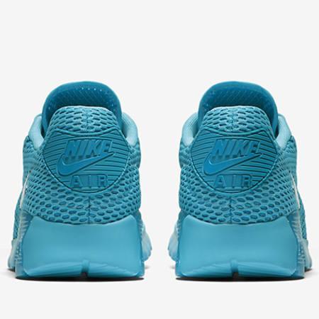Nike Baskets Femme Air Max 90 Ultra Breathe 725061 401