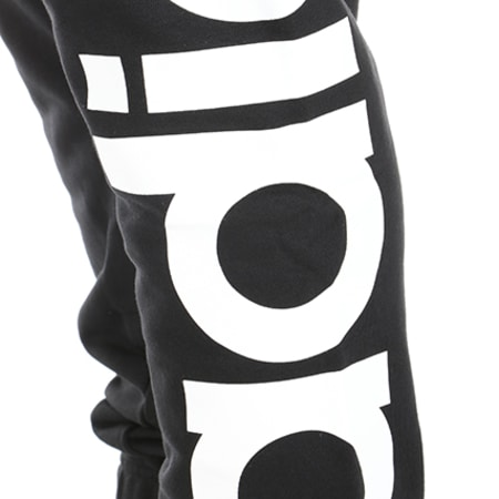 adidas Pantalon Jogging Essentials Lin TAP FT AK1566 Noir