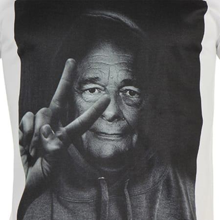 Thug N Swag - Tee Shirt Suprem Chirac Blanc