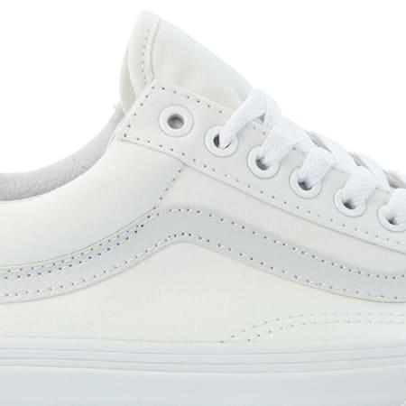 Vans - Baskets Old Skool Blanc
