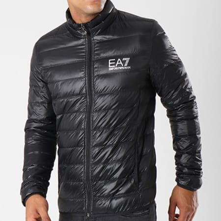EA7 - Doudoune 8NPB01-PN29Z Noir