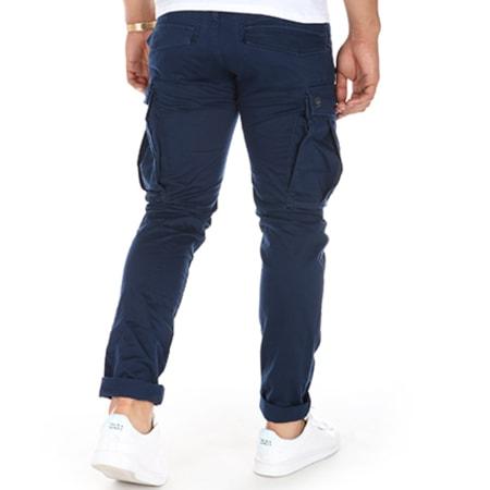 G Star Pantalon Cargo Rovic Bleu Marine
