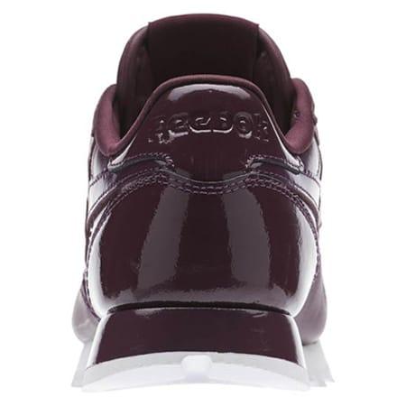 Reebok Baskets Femme Classic Leather Matte Shine Pack