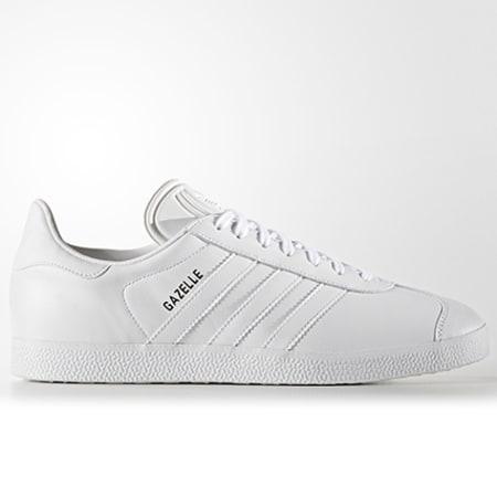 adidas Baskets Gazelle BB5498 White Gold Metallic