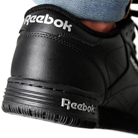 Reebok - Baskets Ex-O-Fit Clean Logo AR3168 Int-Black Silver