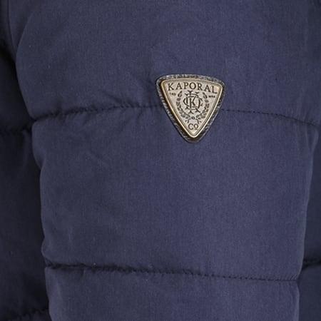 Kaporal Blouson Booky Bleu Marine
