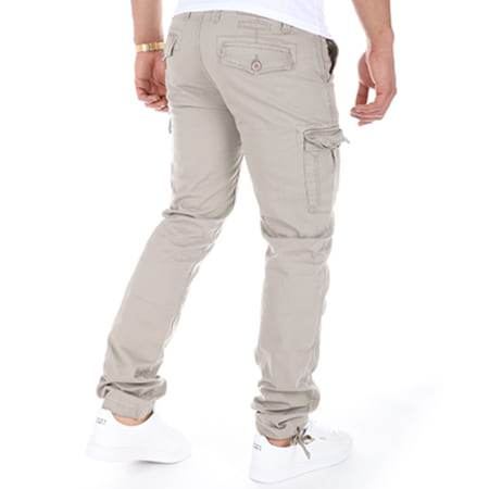 Pantalon Crossby Slam Beige