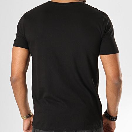 Y et W - Tee Shirt Logo Noir Blanc