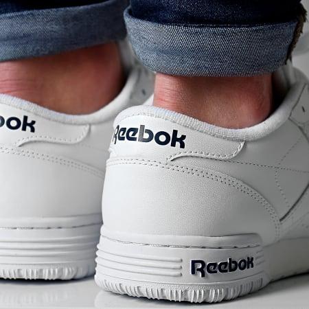Reebok - Baskets Ex-O-Fit Clean Logo AR3169 Int-White Royal Blue