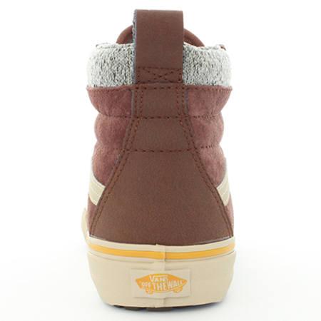 Vans Sk8 Hi MTE DX Cappuccino Hummus | Cute shoes, Sock