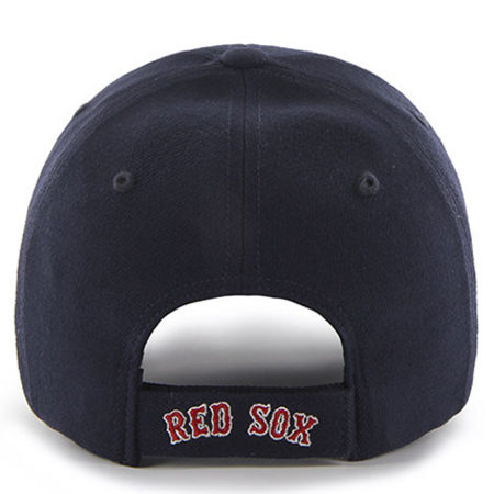 47 Brand - Casquette MVP Boston Red Sox Bleu Marine