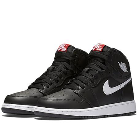 Nike Baskets Enfant Air Jordan 1 Retro High OG 575441 011