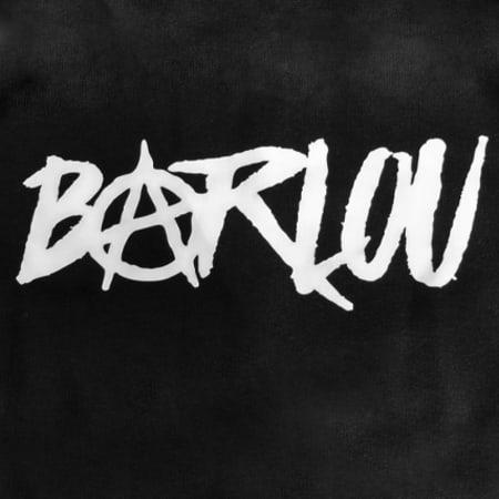 Seth Gueko - Sweat Capuche Barlou Noir