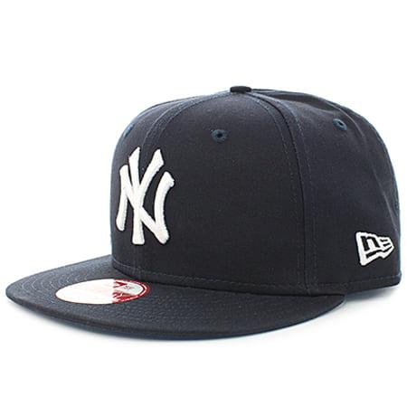New Era - Casquette Snapback 9Fifty New York Yankees Bleu Marine