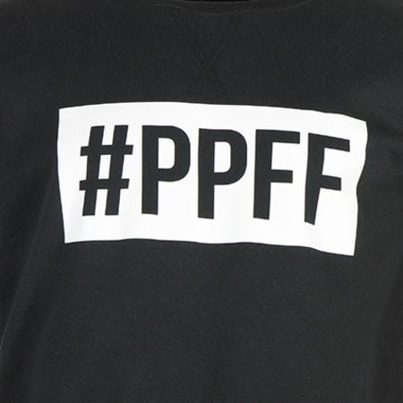 Jarod - Sweat Crewneck #PPFF Noir