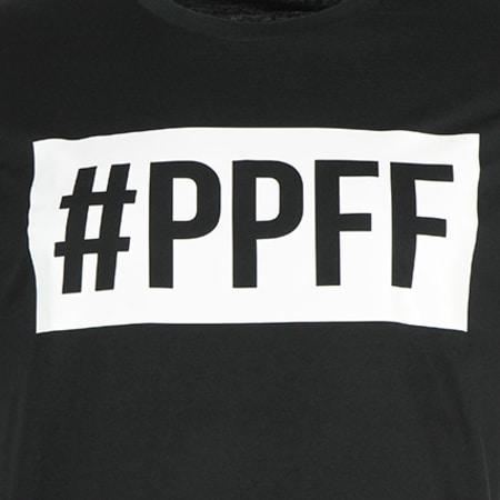 Jarod - Tee Shirt #PPFF Noir