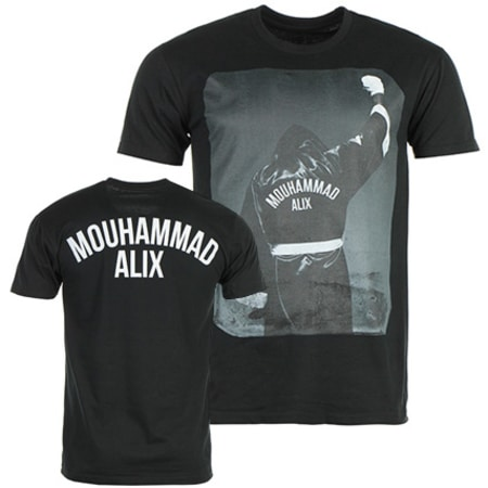 Kery James - Tee Shirt Mouhammad Noir - LaBoutiqueOfficielle.