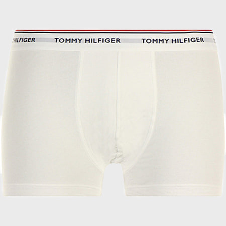 Tommy Hilfiger - Lot De 3 Boxers Premium Essentials Bleu Blanc Rouge