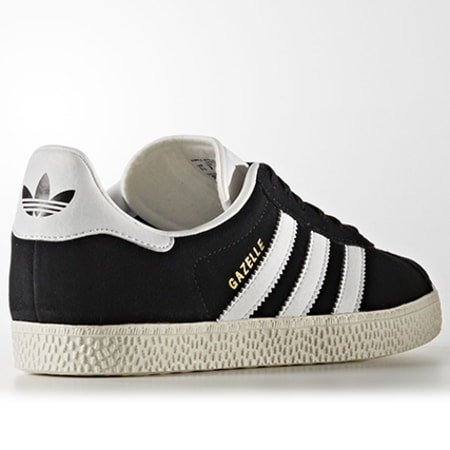 adidas - Baskets Femme Gazelle BB2502 Core Black Footwear White
