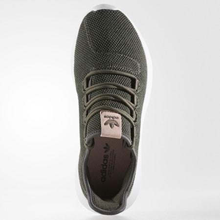 basket adidas femme vert kaki