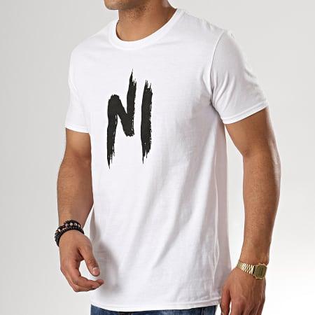 Ninho - Tee Shirt Ninho 2 Blanc