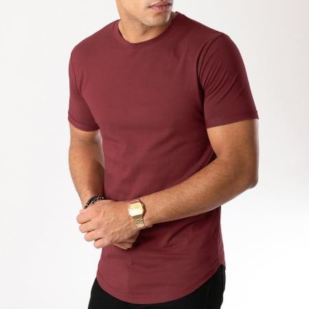 LBO - Tee Shirt Oversize 95 Bordeaux