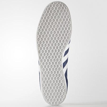 adidas Baskets Gazelle Femme BY9144 Collegiate Navy White